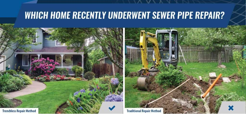 Pipe Bursting: Trenchless Sewer Repair