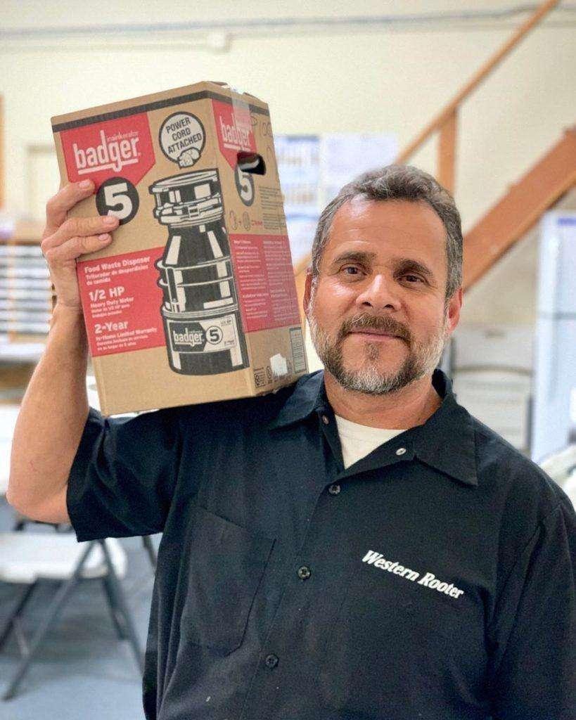 Garbage disposal repair technician - Western Rooter