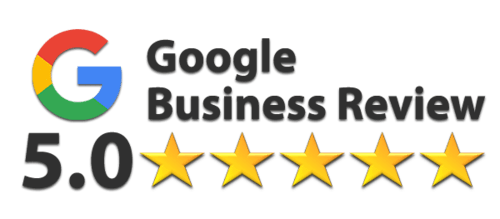 Google business review award testimonials badge