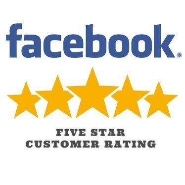 Facebook-Five-Star-Customer-Rating