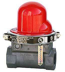 Emergency gas shutoff valve olympus digital camera