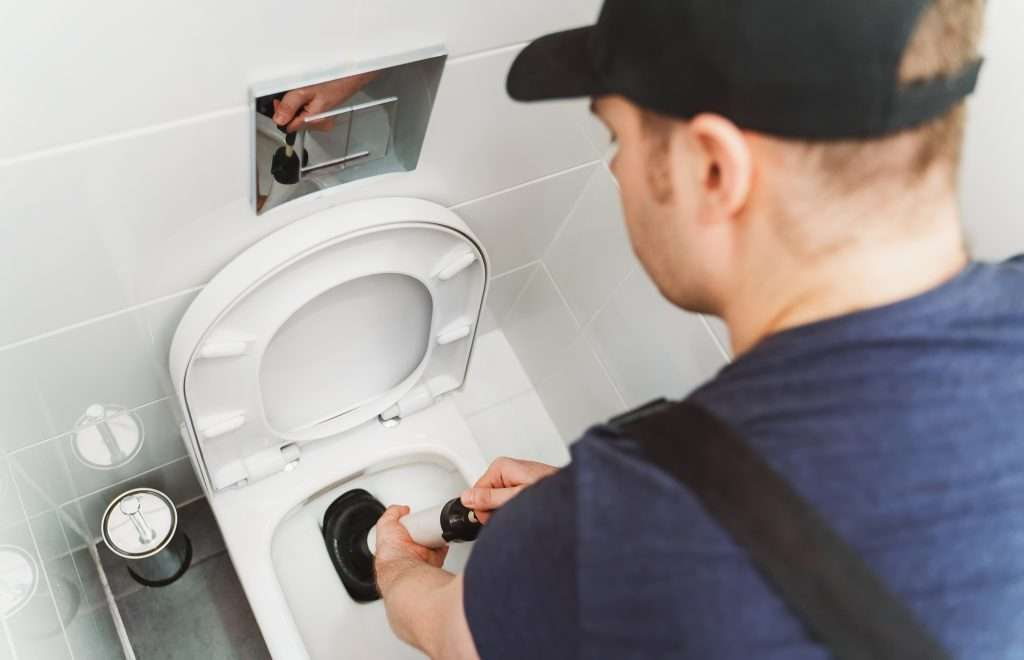 reasons why toilet could be clogged?
